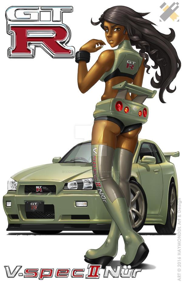 Autochan-R34 by Danny-Haymond-Jr