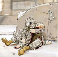 Ultimate Sacrifice by Danny-Haymond-Jr