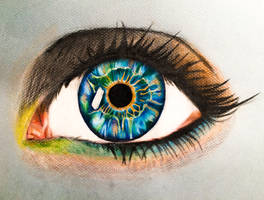 Iris Electric by wendythewilf