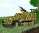 Sd.Kfz 251/21 Ausf. C