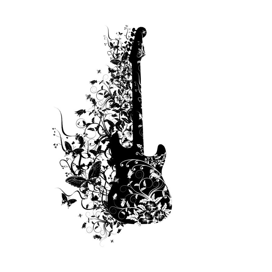 Next t shirt design guitar by rosas msn bitch on deviantart Music shirt design ideas