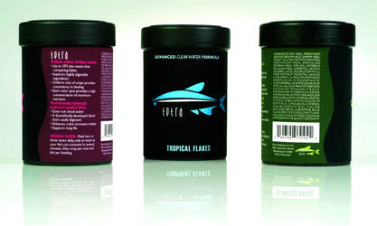 Tetra Fish Food 3 by additivecolor