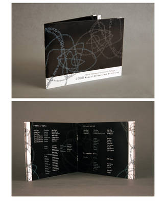 Student Art Show Brochure by additivecolor