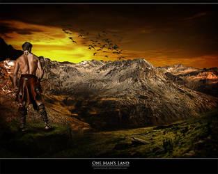 One Man's Land by Centurionuk