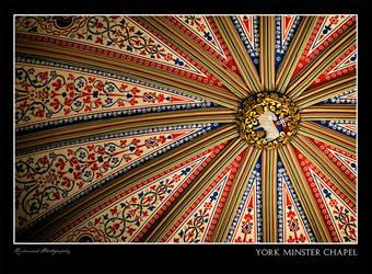 York Minster Chapel by Centurionuk