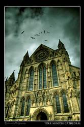 York Minster Cathedral 2 by Centurionuk