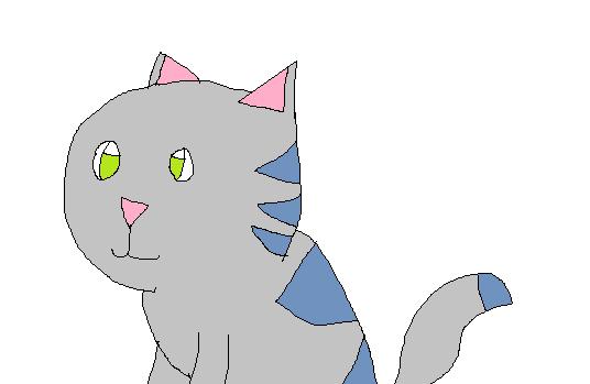 Kitten by LydiaPrower8