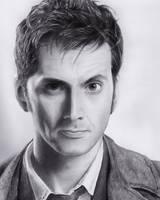 David Tennant - Dr Who No. 10 by Dacdacgirl