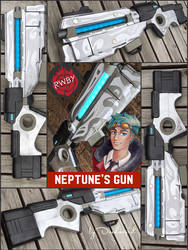 RWBY Neptune Vasilias Weapon by Dacdacgirl