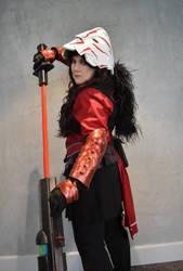 RWBY Raven Branwen cosplay by Dacdacgirl