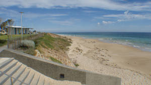 Bunbury Beach Fisheye 1080p
