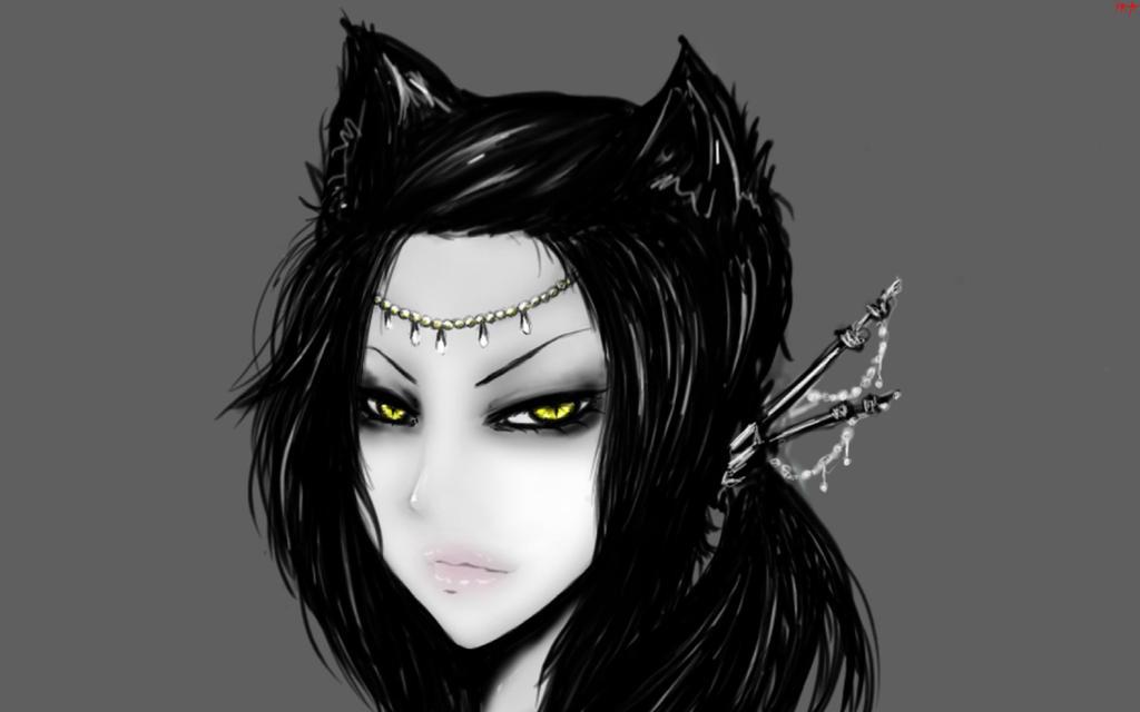 Cat's eyes by RiraR