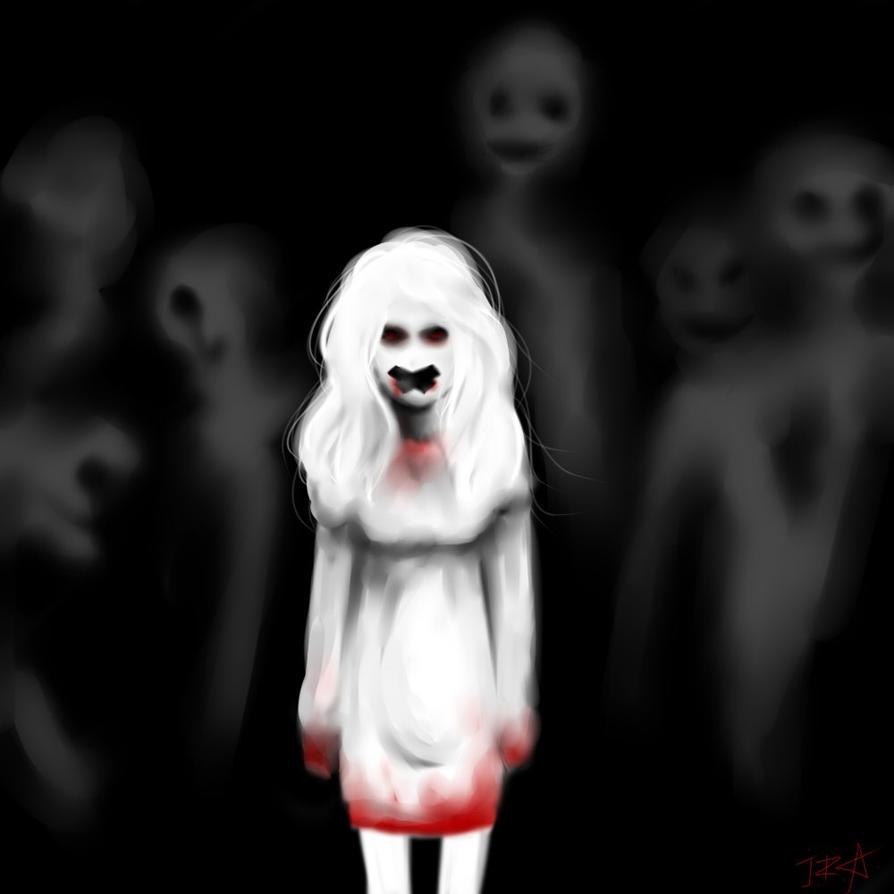 darkness by RiraR