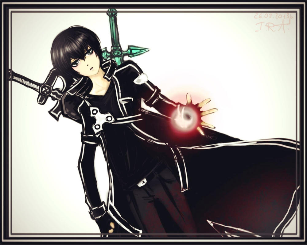 Sword Art Online by RiraR