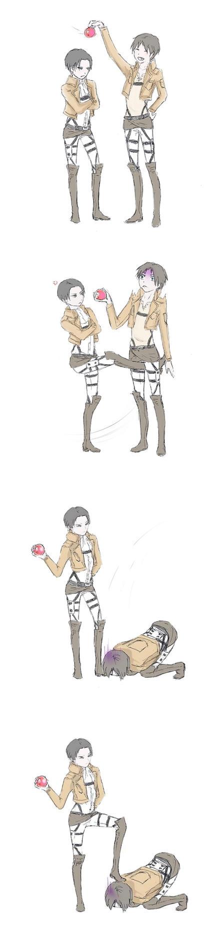 Shingeki no Kyojin by RiraR