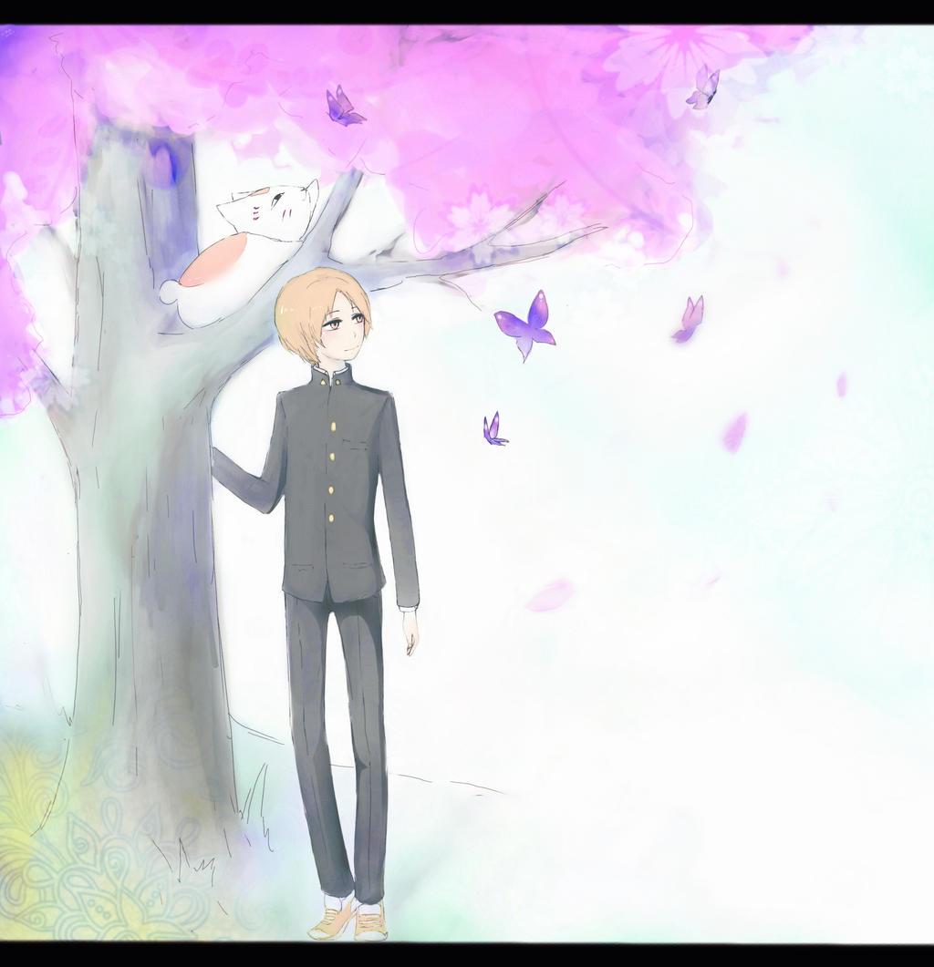 Natsume Yuujinchou by RiraR