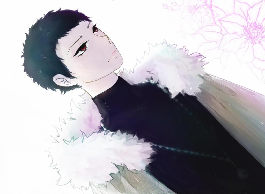 Anime guy by RiraR