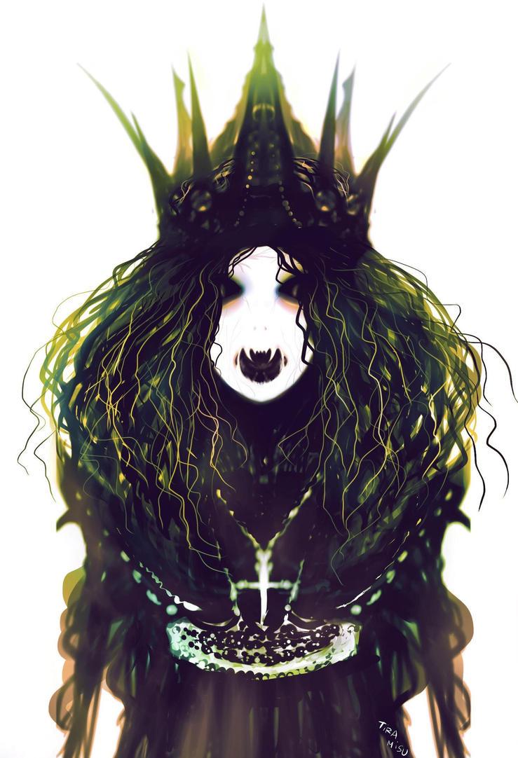 Gothic princess by RiraR