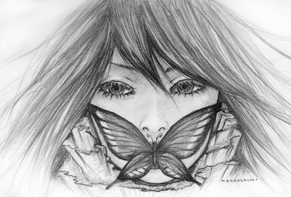 Butterfly by RiraR