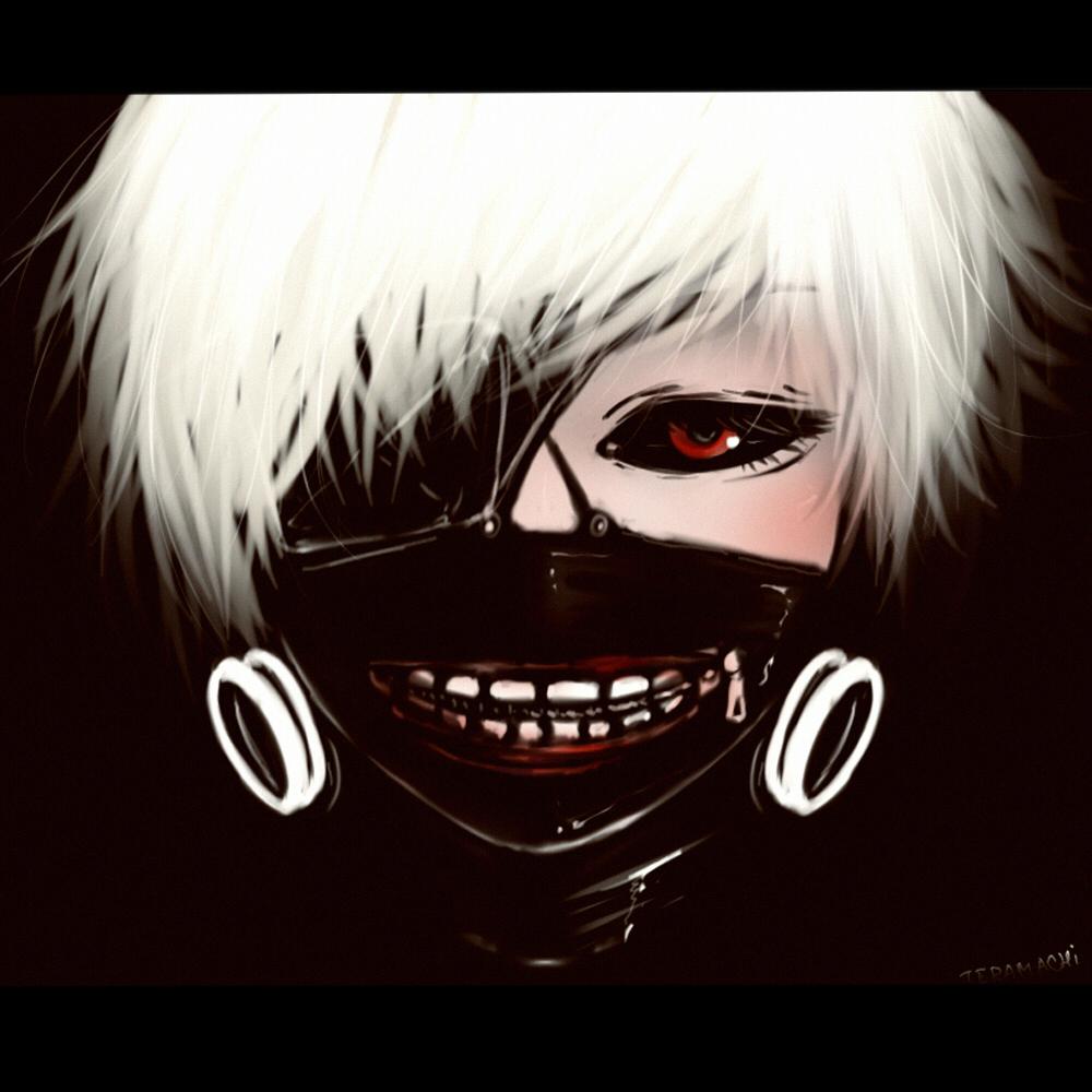 tokyo ghoul by RiraR
