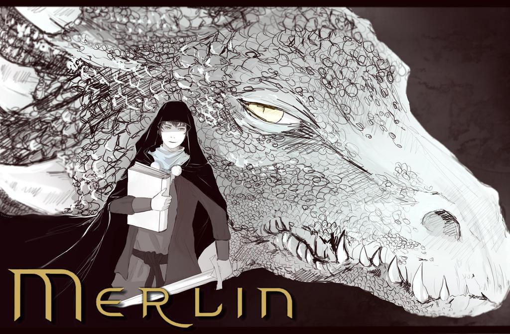 Merlin by RiraR