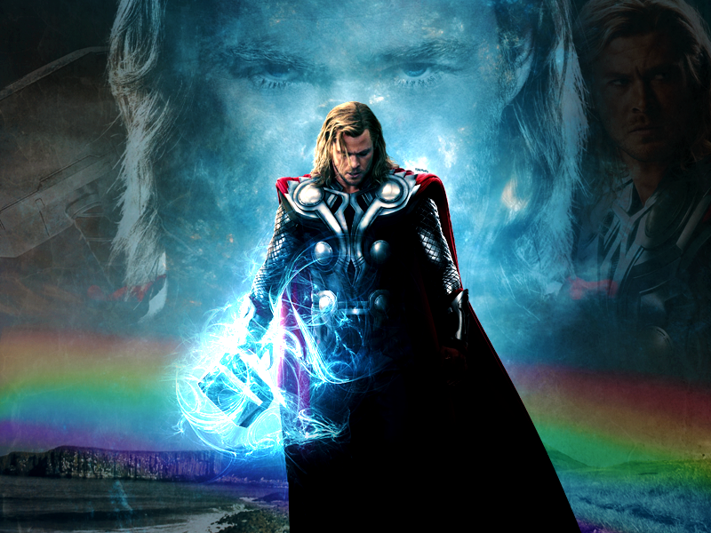 THOR Wallpaper By Tributesena