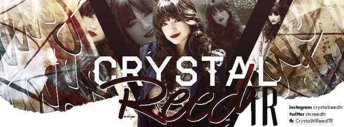 Crystal Reed Facebook Banner