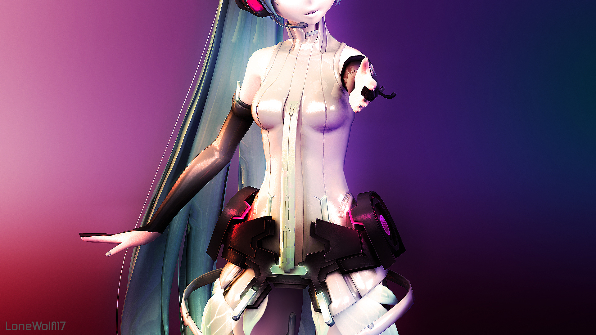 Miku: A Whisper to the Future by LoneWolf117