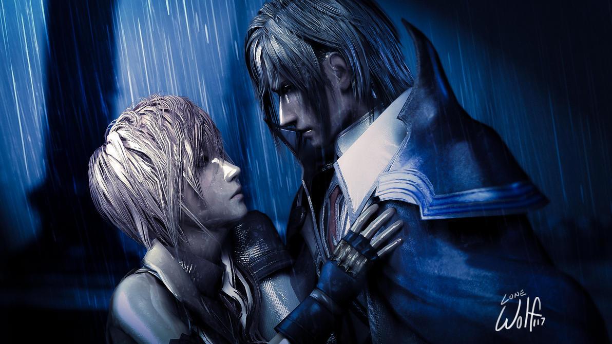 Raine-y Day. by LoneWolf117