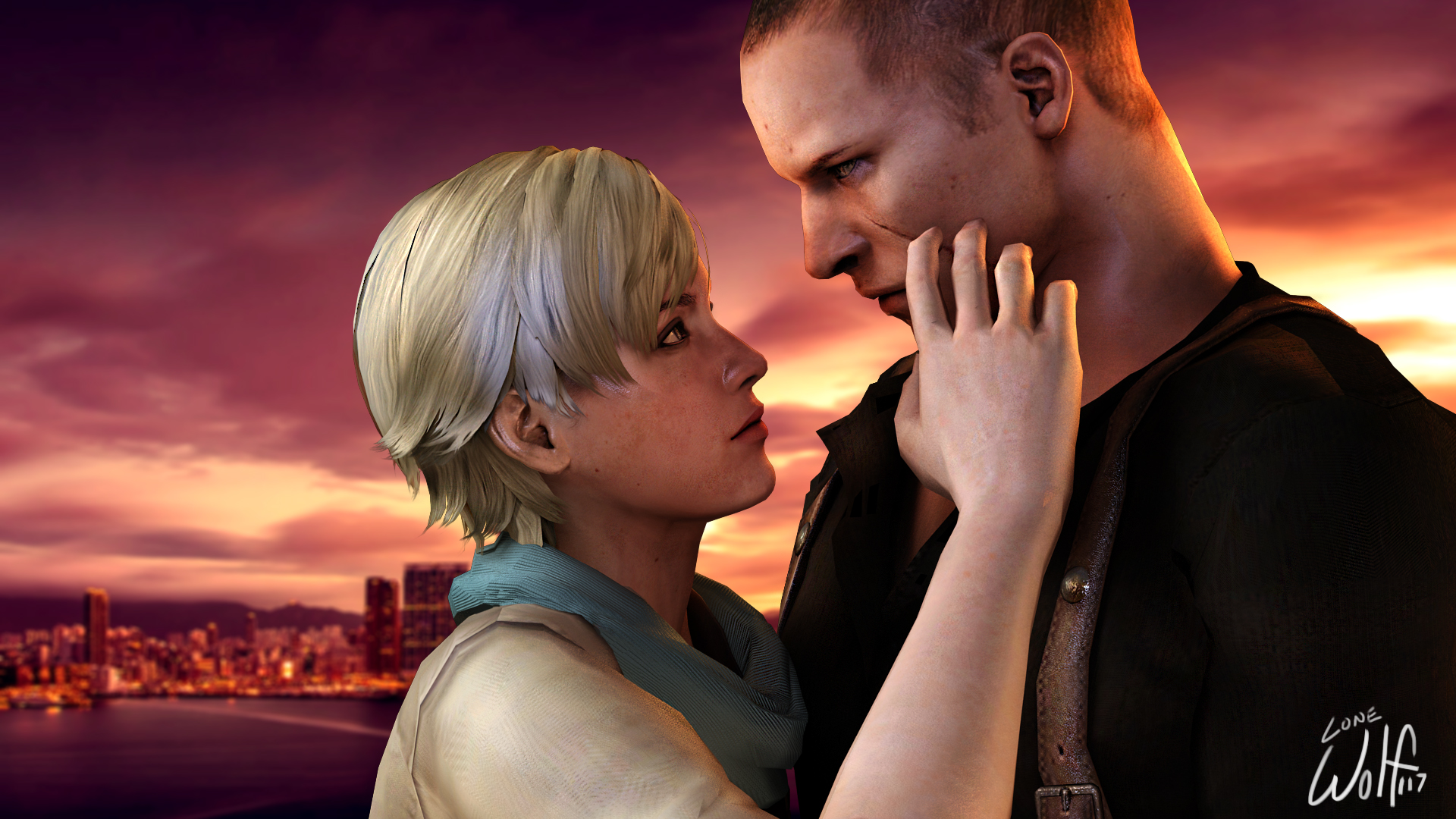 sherry birkin and jake muller relationship poems