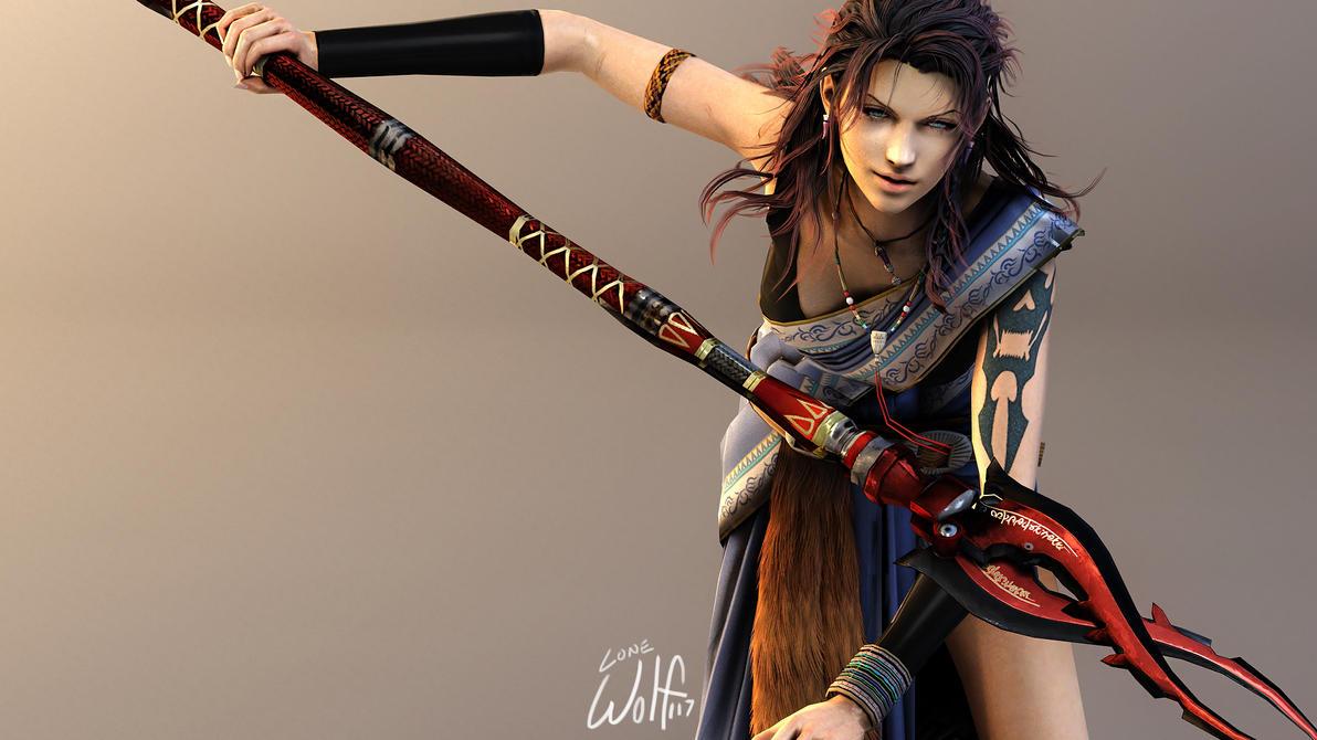 Fang: The Pulsian Huntress by LoneWolf117