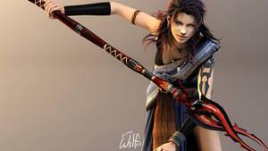 Fang: The Pulsian Huntress