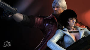 Dante and Lady: Showstoppers