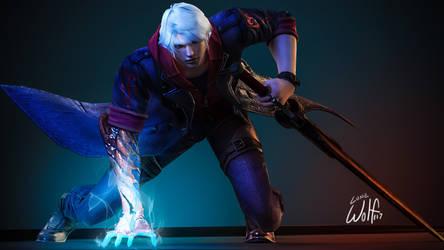 Nero: Demons Inside by LoneWolf117