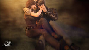 LeonxHelena: Let Me Hold You One Last Time