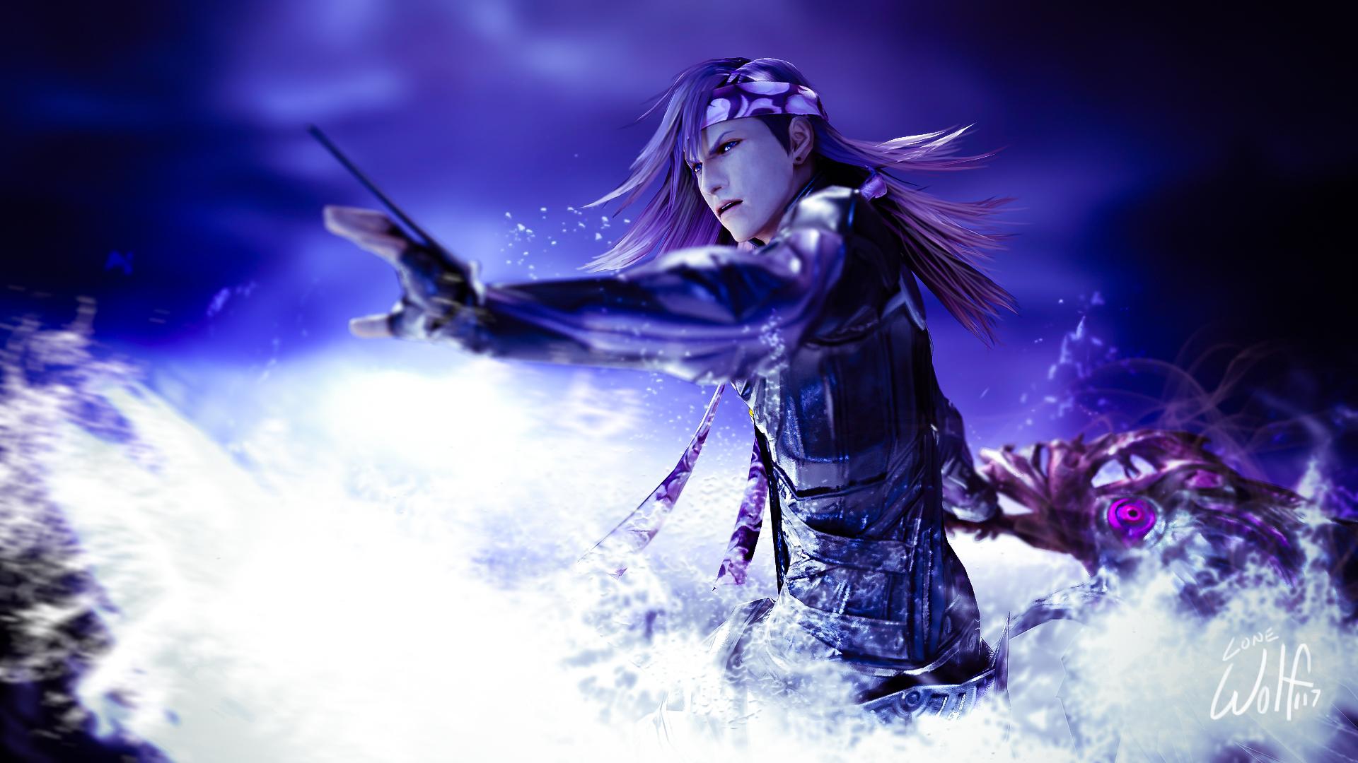 Final fantasy caius and lightning