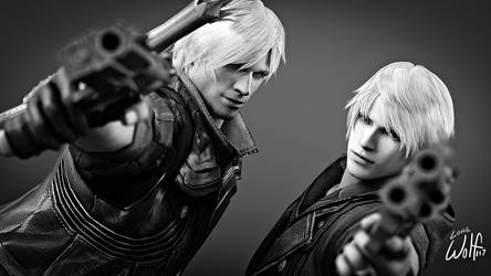 Dante and Nero: Brotherhood