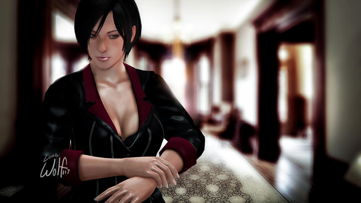 Ada Wong: Damnation by LoneWolf117