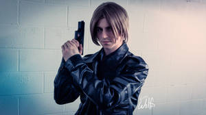 Leon Scott Kennedy by LoneWolf117