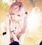 Serah Farron: Angelic