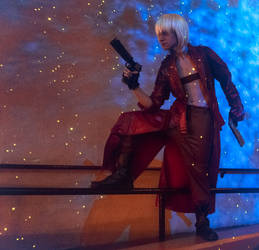 Dante by LoneWolf117