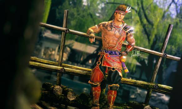Dynasty Series: Gan Ning