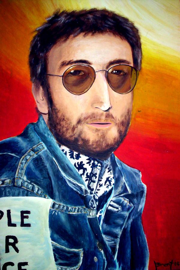 Amazoncom: Jealous Guy John Lennon