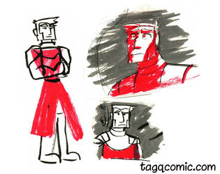 Expressionist Yourself by TAGQcomic