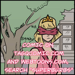 Welcome to Superburbs- Pg.13