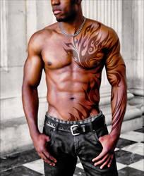 Tribal Tattoo by jlluesma