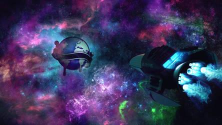 Liquicity: Galaxy of Dreams by rebel28