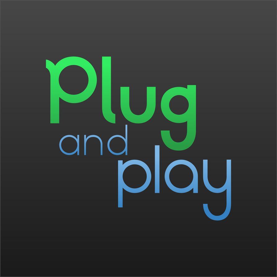 Plug and Play - Final Logo by rebel28