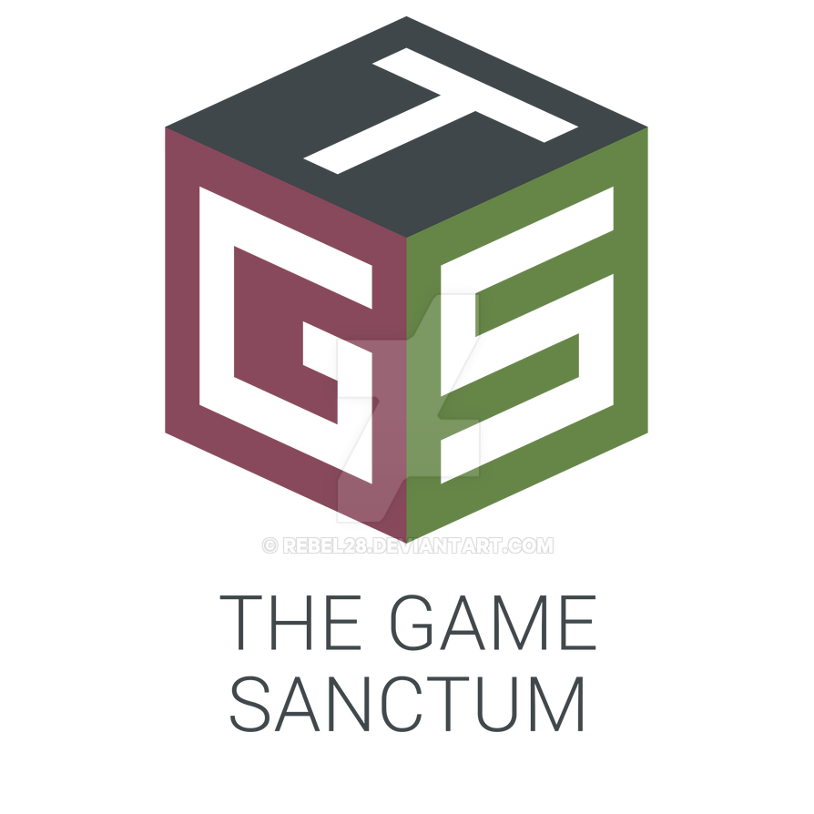 The Game Sanctum Logo by rebel28