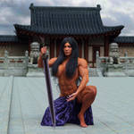Balhae Warrioress